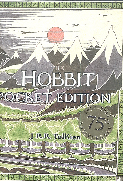 Tolkien J. The Hobbit or There and back again ISBN: 9780007440849 tolkien john ronald reuel the silmarillion