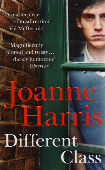 Harris J. Different Class ISBN: 9780552777025 harris c club dead isbn 9780575089402