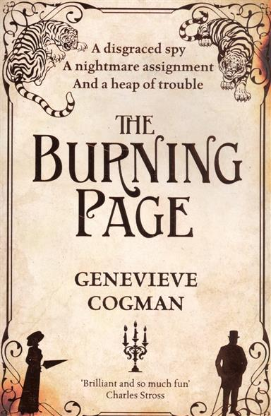 Cogman G. The Burning Page stalking the green fairy page 2