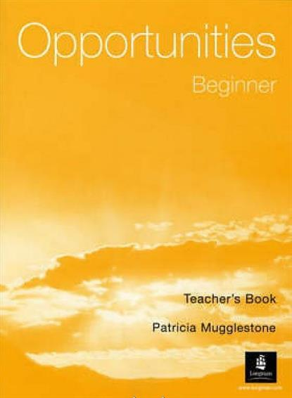 Mugglestone P. Opportunities Beginner TB new opportunities russian edition beginner