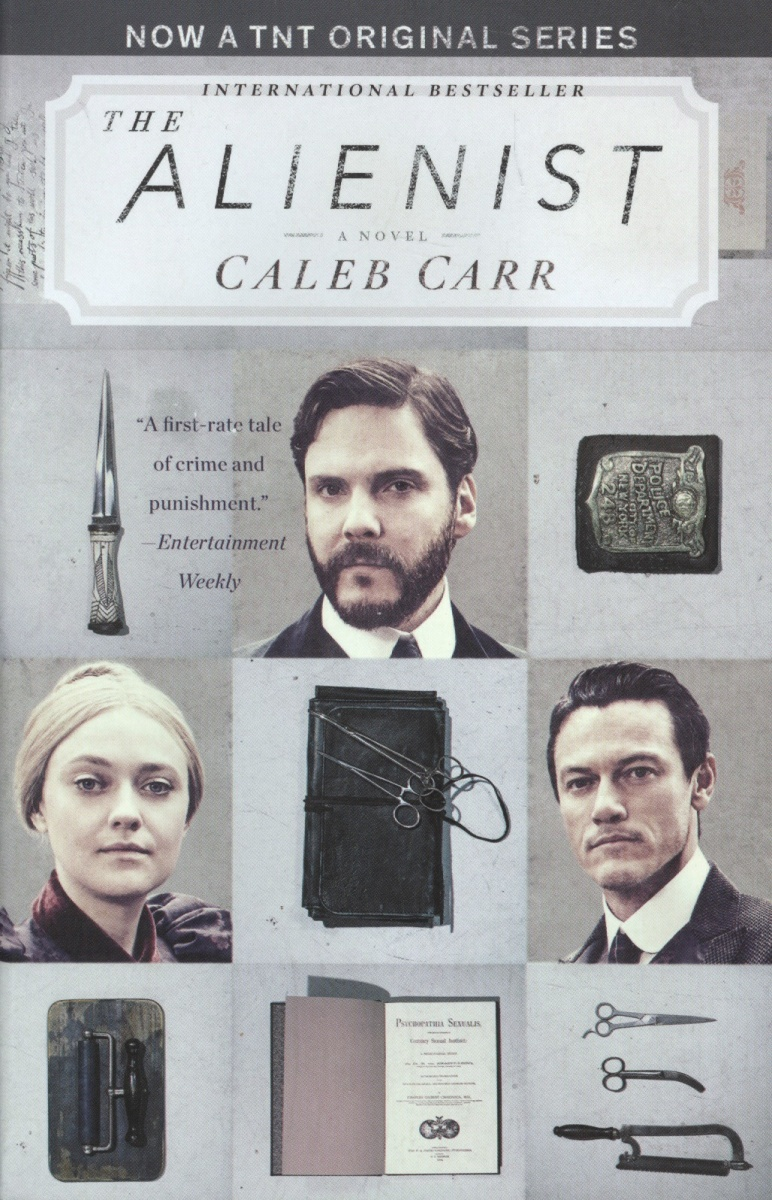 Carr C. The Alienist jimmy carr great yarmouth