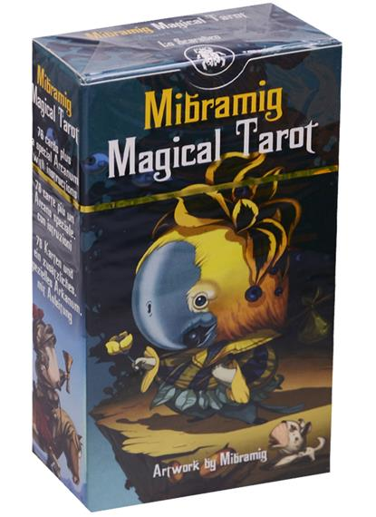 Mibramig Magical Tarot / Мибрамиг волшебное таро ciro marchetti tarot of dreams таро снов набор 83 карты с книгой на английском языке