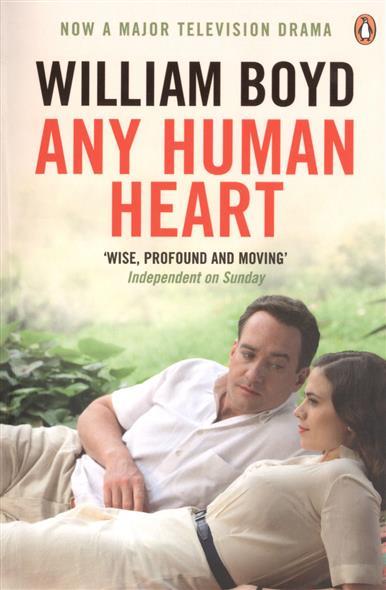 Boyd W. Any Human Heart