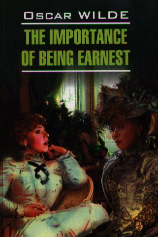 an analysis of the importance of being ernest in the play of wilde
