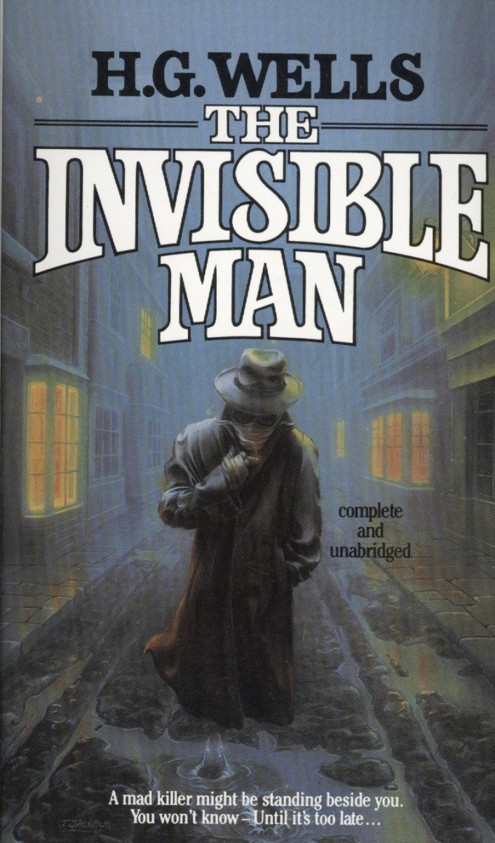Wells H. The Invisible Man уэллс г the invisible man
