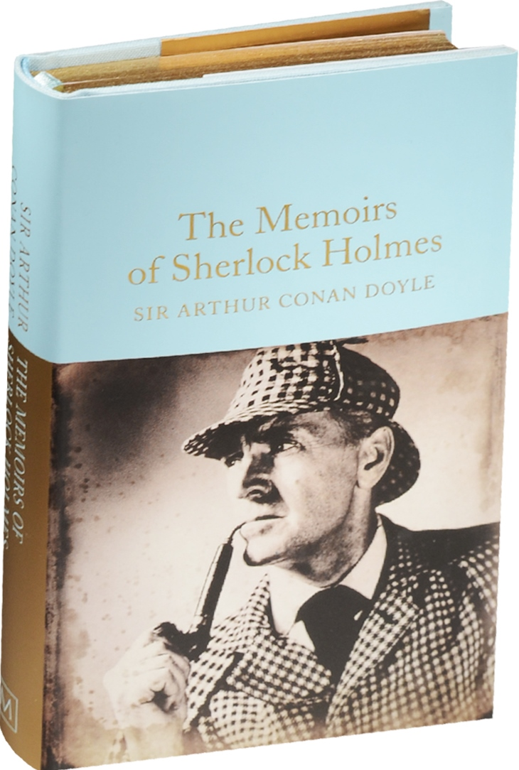 Doyle A. The Memoirs of Sherlock Holmes the casebook of sherlock holmes
