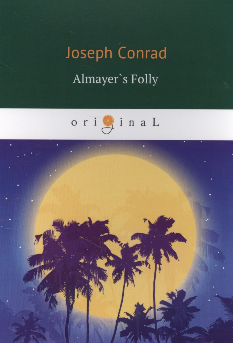 Conrad J. Almayer`s Folly торшер markslojd conrad 106324
