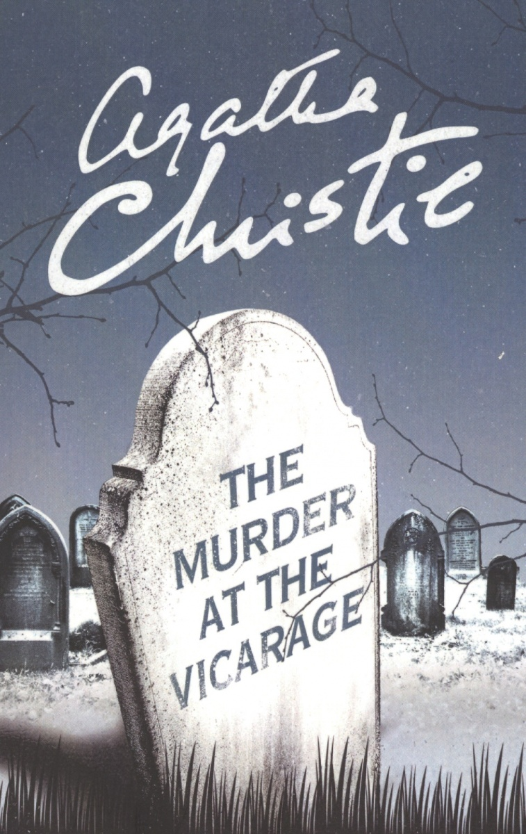 Christie A. The Murder at the Vicarage the murder wall