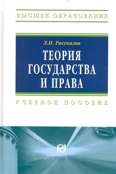Теория государства и права Учеб. пос.