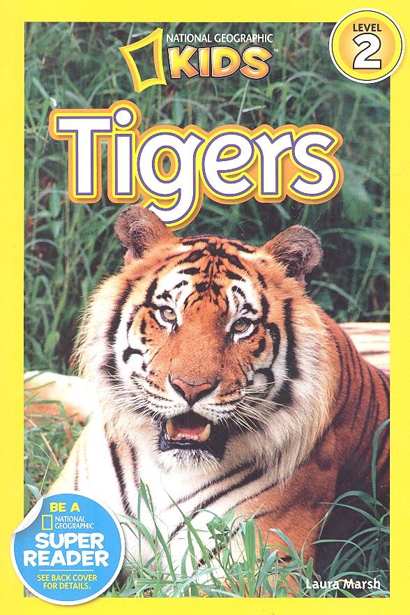 Tigers. Level 2