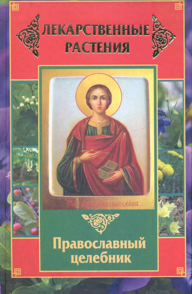 Литвинова Т. Лекарственные растения Православный целебник целебник православный