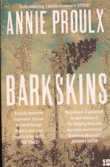 Proulx A. Barkskins proulx a barkskins
