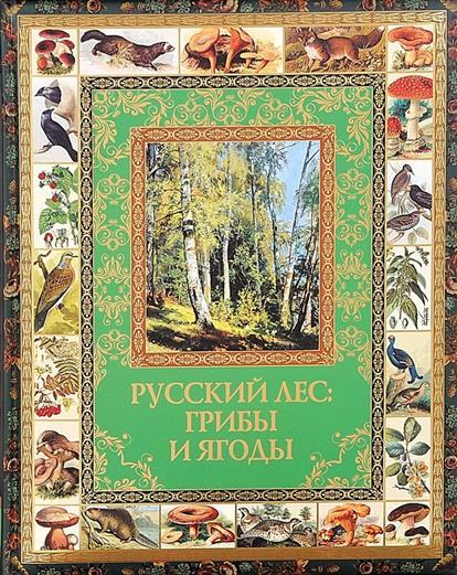 Русский лес. Грибы и ягоды