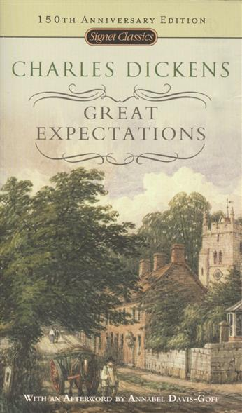 Dickens C. Great Expectations спаркс н дважды два