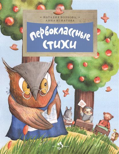 Волкова Н., Игнатова А. Первоклассные стихи анна игнатова вектор пластилина
