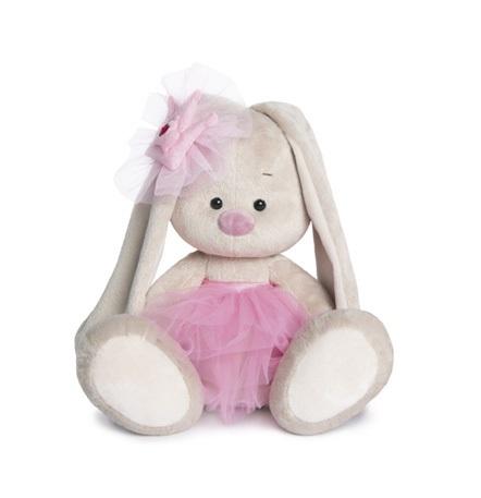 Мягкая игрушка Зайка Ми балерина (18 см) (SidS-132)