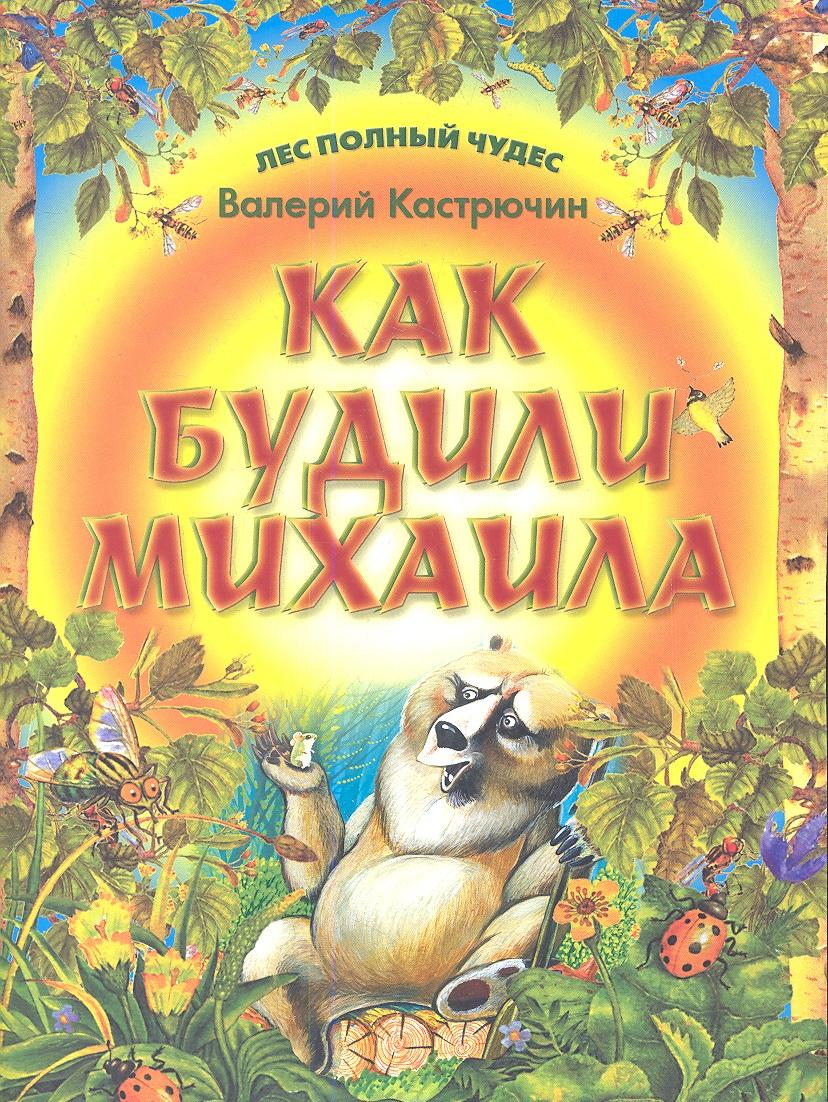 Кастрючин В. Как будили Михаила ISBN: 9789855495803 валерий кастрючин рыжий зубастик