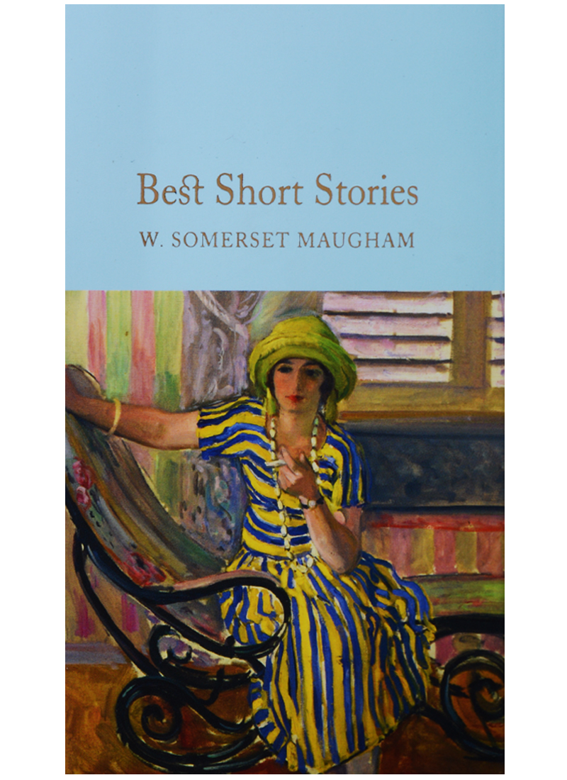 Maugham Somerset W. Best short stories anon маска сноубордическая anon somerset pellow gold chrome