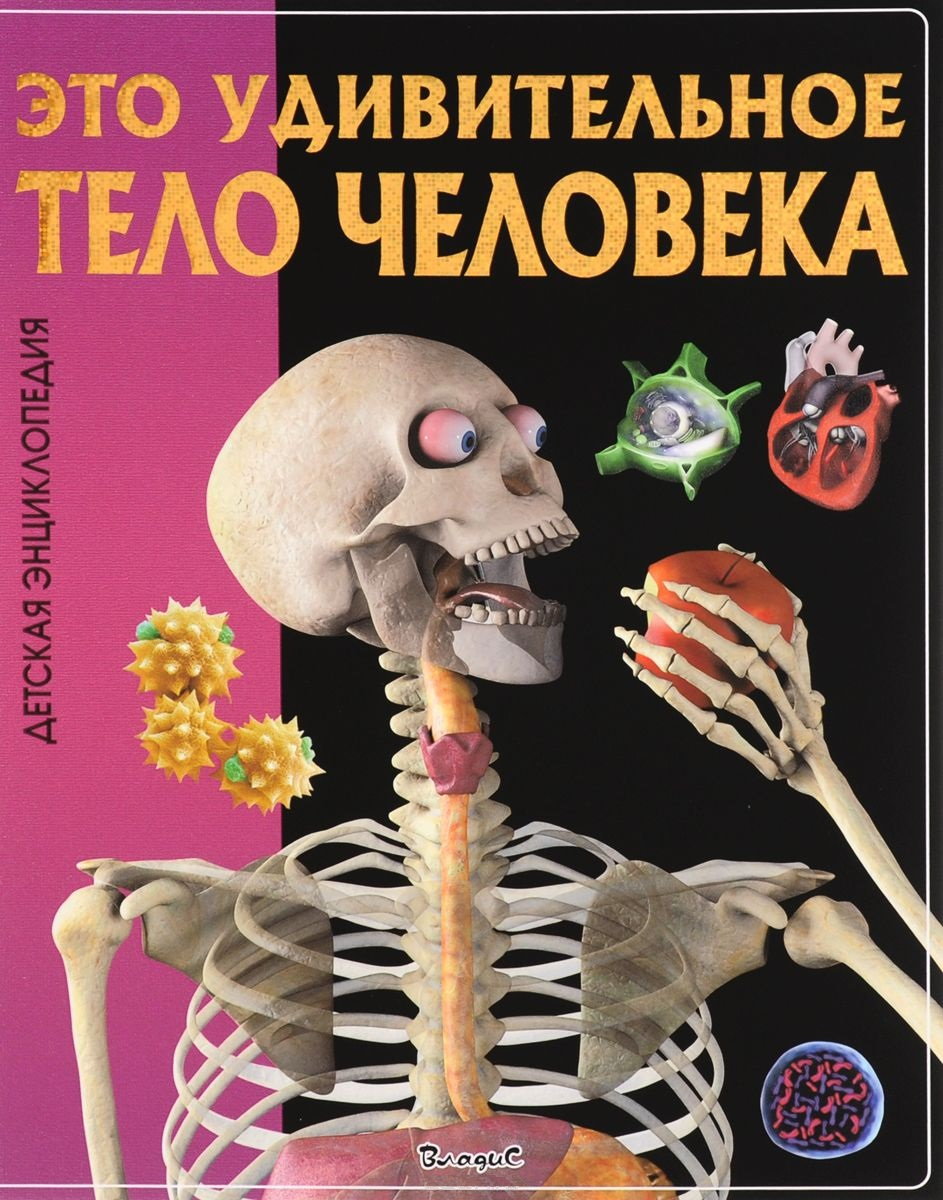 Феданова Ю., Скиба Т. (ред.) Это удивительное тело человека. Детская энциклопедия fendi fan di fendi extreme