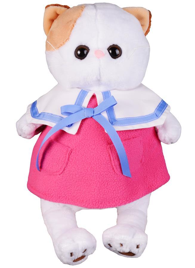 Мягкая игрушка Ли-Ли в морском платье (24 см)