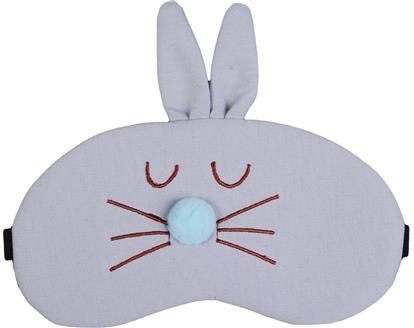 Маска для сна Кролик с ушками (пакет)