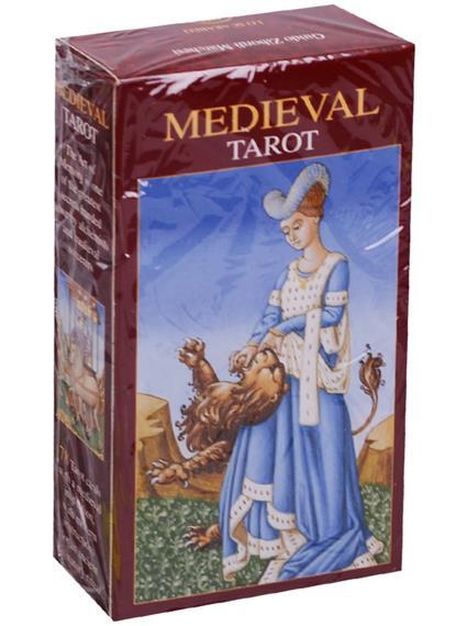 Medieval Tarot / Таро Средневековое ciro marchetti tarot of dreams таро снов набор 83 карты с книгой на английском языке