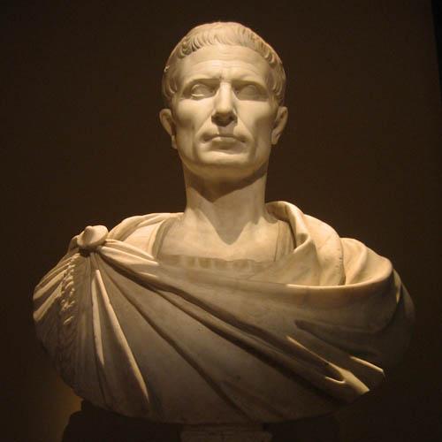 фото юлия цезаря.