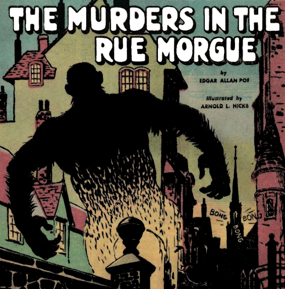 trp to the mourge essay Suggested essay topics and project ideas for the murders in the rue morgue part of a detailed lesson plan by bookragscom.